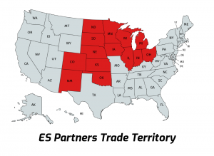 ES Partners Trade Territory